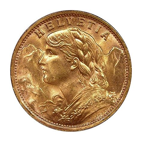 Can I Buy Amazon Coins With Amazon Gift Card - switzerland helvetia 20 francs gold coin at amazon s collectible coins store