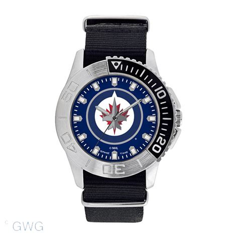 winnipeg jets time nhl black mens mto