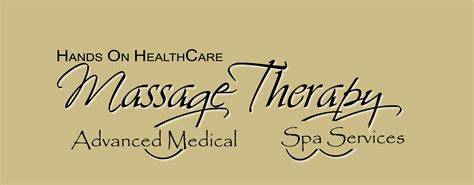 The Season Of Massage Has Begun At Hands On Healthcare