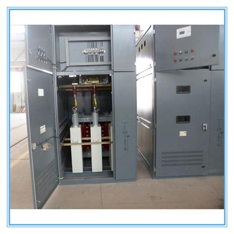 capacitor bank panel galavnized steel frame high voltage capacitor bank panel board local reactive power compensator