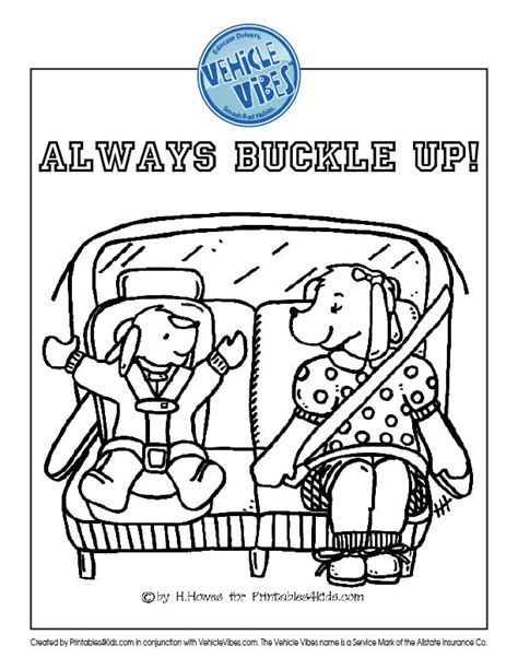 Safety Coloring Pages Free Coloring Pages Of Road Safety For Children by Safety Coloring Pages