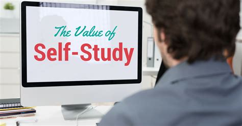 Self Study Mba Degree by Value Of Self Study Cetking