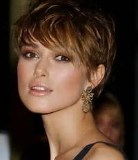 Celebrity Haircuts 2014 Short