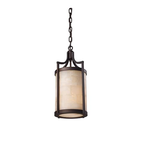 Shop Westmore Lighting Braga 9 In Aged Bronze Rustic Bronze Pendant Lights