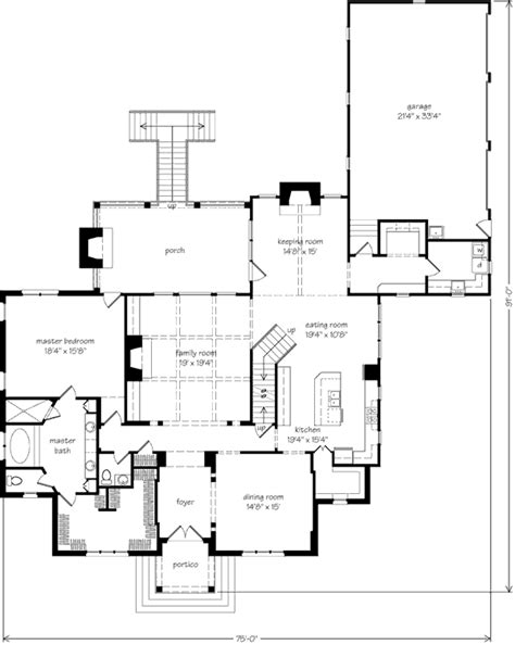 tudor style floor plans tudor style house plans noble architecture