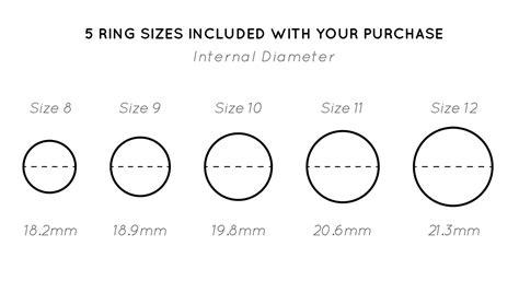 avon printable ring sizer pandora ring sizes circumference definition