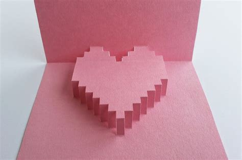 tutorial origami a cuore origami bigliettino con cuore 3d video tutorial