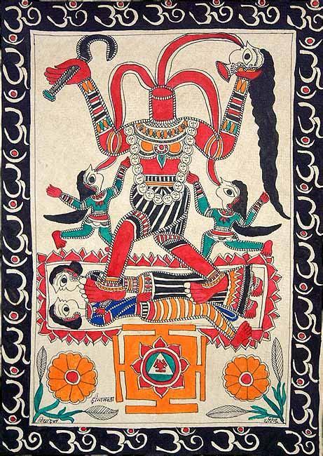 chinnamasta the self decapitated goddess