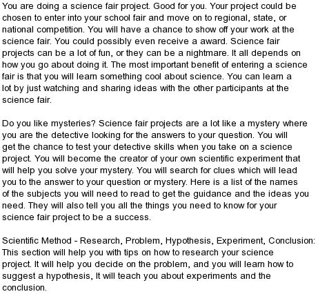 Science Fair Research Paper Ideas by Best Science Projects Guide Volcano Science Project 3rd Grade