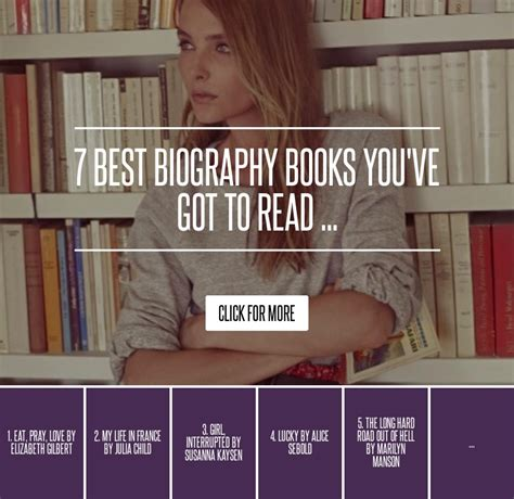 best biography books list 7 best biography books you ve got to read lifestyle