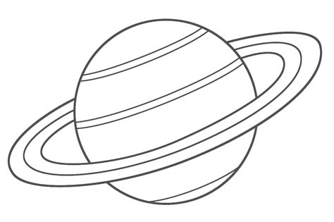 Coloring Pages Of Planets Coloring Part 2 Saturn Coloring Pages