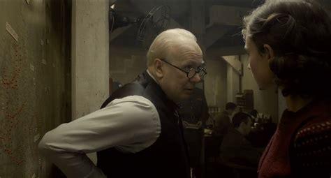 darkest hour trailer 2017 チャーチル首相がナチス ドイツの侵攻に立ち向かう姿を描く映画 darkest hour 予告編 gigazine