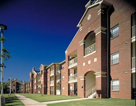 oklahoma state housing s toub associates inc projects student housing
