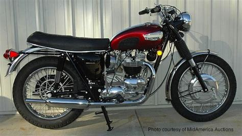 1959 67 triumph bonneville t120 tr6 tiger engine stainless 1968 tribute to the bonnie