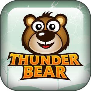 thunder bear android apps on google play