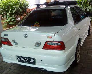 Alarm Mobil Soluna kotanopan mobil dijual soluna 2001 modifikasi