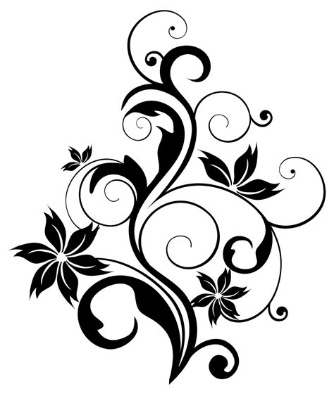 floral pattern vector background png gambar bunga floral pattern transparent fauzi blog