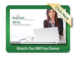 planters bank personal e banking