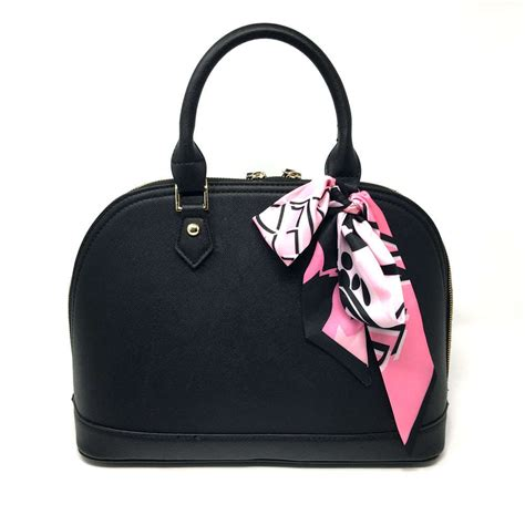 Accessorizes I Purse by 1 Pc Silk Twilly Purse Scarf Handbag Accessories Twill