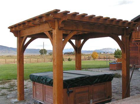 Gazebo Design Astounding Wood Gazebo Kits Wood Gazebo Tub Pergolas