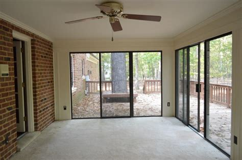 turning a sunroom into a bedroom open er up converting a sunroom into a veranda young