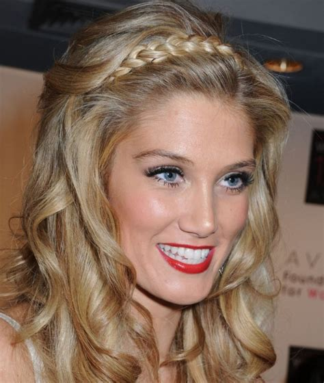 hairstyles with headband braids braid headband for long wavy curly hairstyles hairstyles
