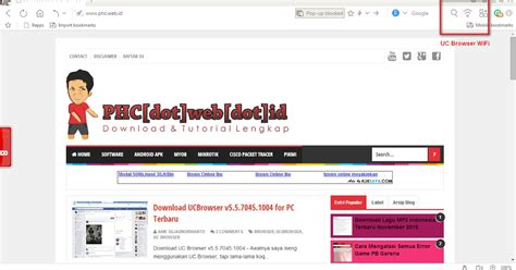 tutorial internet gratis uc browser download ucbrowser v5 6 13927 1205 for pc terbaru