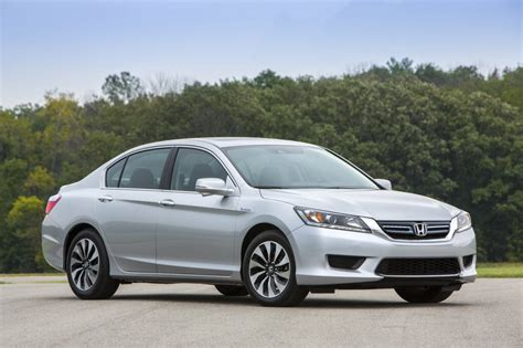 2014 honda accord hybrid ex l
