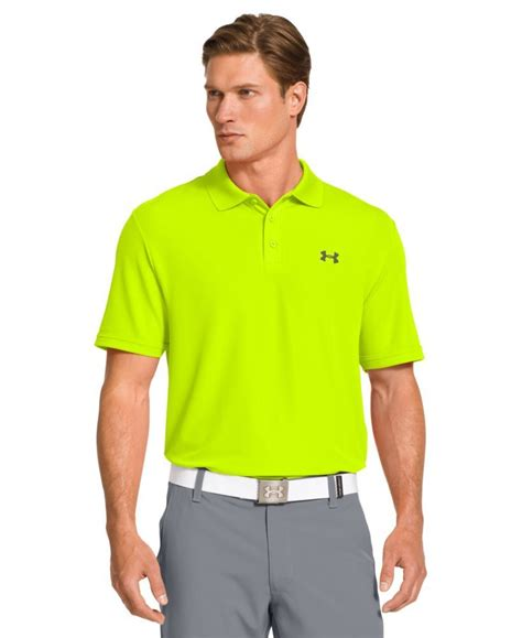 buy armour mens golf shirts for best prices