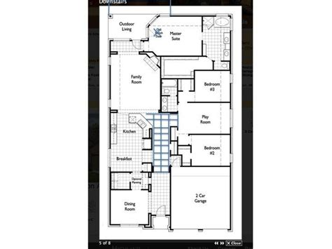 modern family house floor plan modern family dunphy house floor plan numberedtype