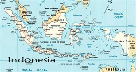 INDONESIA ISLANDS AND REGIONS :: The Indonesia Archipelago