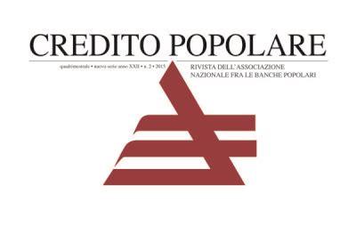 credito popolare la rivista credito popolare associazione nazionale tra