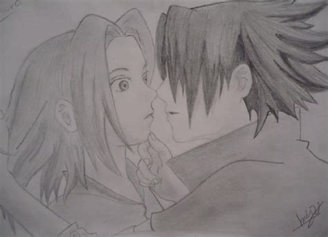 imagenes de sasuke y sakura para dibujar a lapiz sasuke y sakura para dibujar imagui