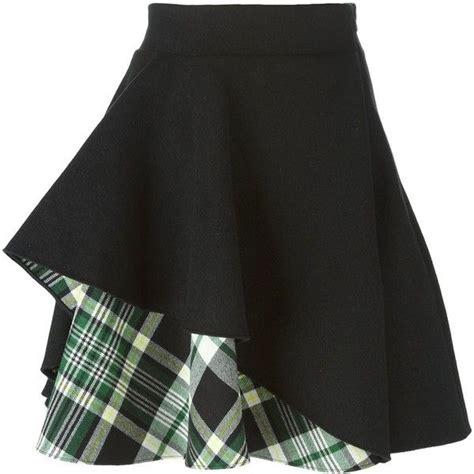 Tartan Midi Flare Skirt best 25 tartan skirts ideas on tartan