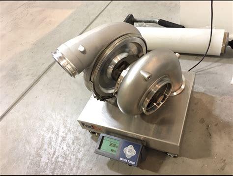 performance mm cnc billet wheel turbocharger