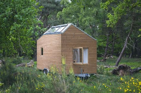 small self sustaining homes tiny and self sufficient house built in the netherlands
