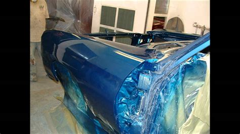 painting my 70 chevelle paint clear coating color sanding