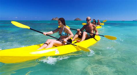 kayak rentals hawaii kailua beach adventures - Boat Accessories Hawaii