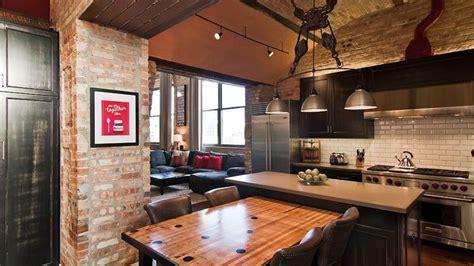 lofts modernos en seattle loft industrial de un m 250 sico