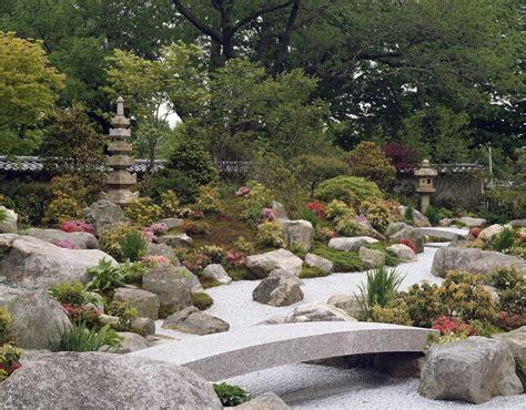 Japan Rock Garden Tenshin En Japanese Garden