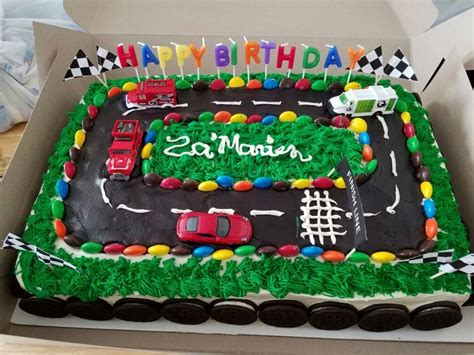Cing Themed Cake Decorations by 78 Best Ideas About Racing Car Cakes On Race
