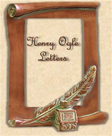 olden day letter template the letters of henry c