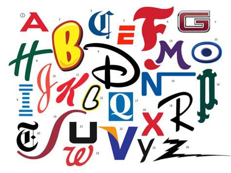 logo alphabet sporcle how well do you your brands news marovino design
