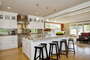 15 kitchen islands with seating for your family home make yourself a legendary host by having your kitchen