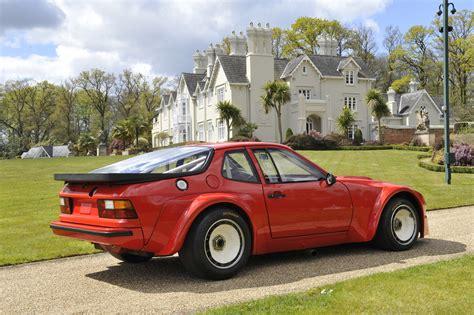 Porsche Gtrs For Sale by This 1981 Porsche 924 Gtr Is Rarer Than A 911 Gt1