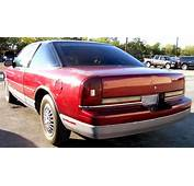 1989 Oldsmobile Cutlass Supreme  Information And Photos