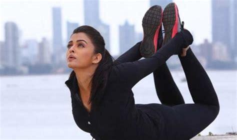 aishwarya rai gym is aishwarya rai bachchan the hottest sexiest and fittest