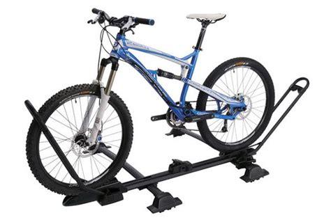 Best Roof Mounted Bike Rack inno tire hold roof bike rack best price on inno roof