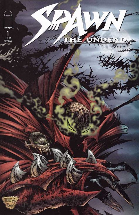 spawn the undead vol 1 image comics database fandom