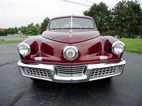 Cp Jaguar Maroon 1948 tucker 48 review